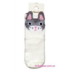 "Носки 3D для девочки м""Katamino"" , Sarmant белые"