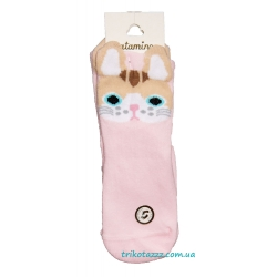 "Носки 3D для девочки м""Katamino"" , Sarmant розовые"