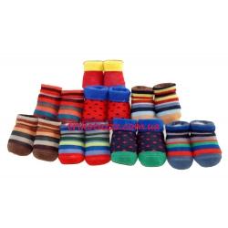"""Носочки для новорожденного мальчика тм""""Katamino"""" baby patik"""