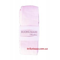 """Колготки для девочки однотонные  светло-розовые тм""""Buonumare"""""""