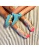 Набор носков для девочек (подростков) 2 пары на планшетке Ekmen Такса