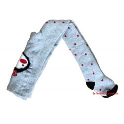 """Детские теплые колготки для девочки тм""""Arti"""" Пингвинчик"""