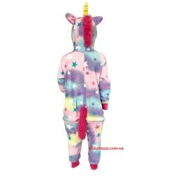 Кигуруми детская пижама Звездный Единорог