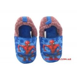 """Детские тапочки для мальчиков тм"""" 511015 """" Человек-паук"""