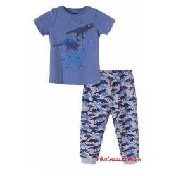 """Пижама для мальчиков Дино тм """" 5,10,15 """""""